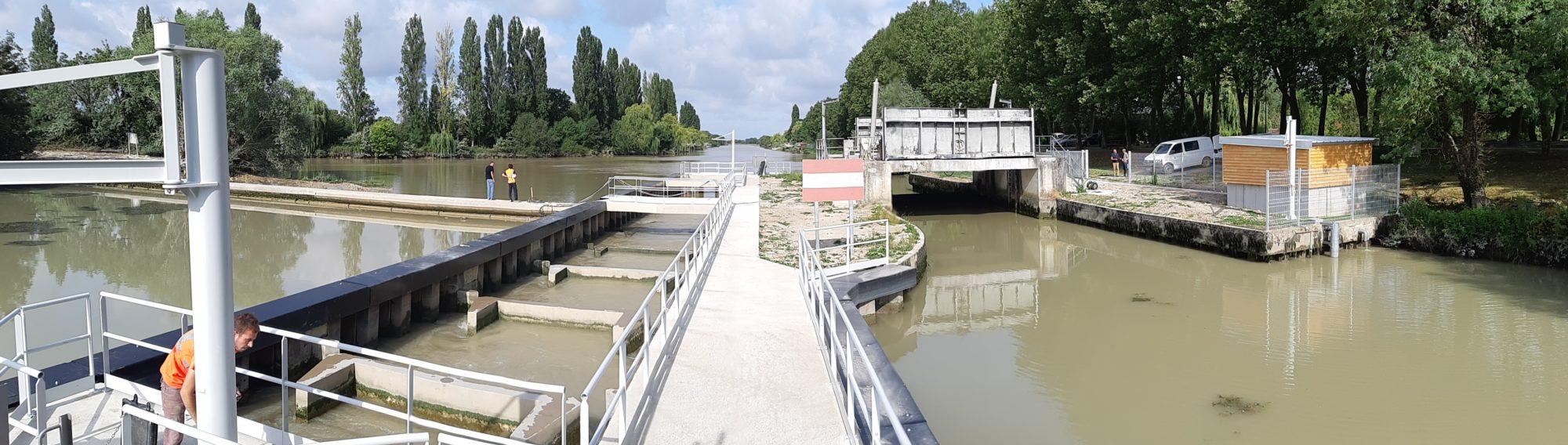 Passe à Poissons Saint-Savinien